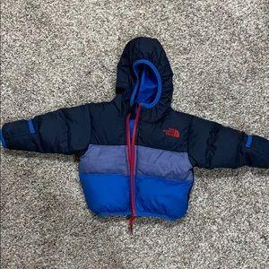 North Face Infant (6-12 mo) 550 winter coat